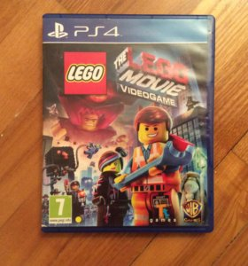 THE LEGO MOVIE VIDEOGAME НА PS4🎮