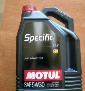 Motul Specific 5w30 913d Ford 5 литров