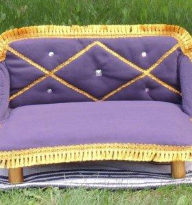Лежанка-диван для Вашего любимца