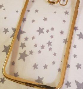 Чехол Samsung Galaxy S6 edge за шоколадку