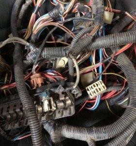 Проводка ваз 21213 и 21214 инжектор