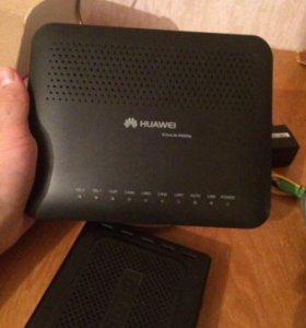 Wi-Fi роутер, модем