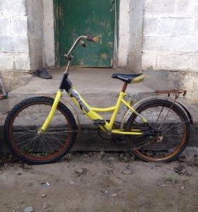 Велосипед средний