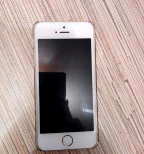 Айфон 5s, золотой