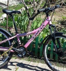 Подростковый горный велосипед