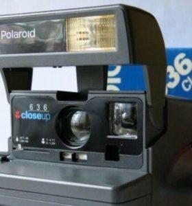 Фотоаппарат Palaroid 636