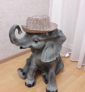 интерьерный слон