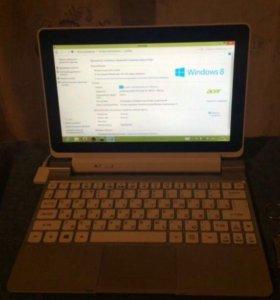 Ноутбук-планшет-трансформер Acer iconia tab w510