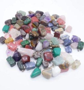 Подвески камни