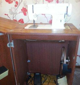 Машинка швейная чайка 142-м