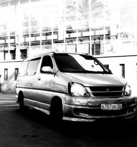Toyota Hiace Touring