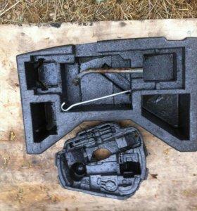 Пенопласт в багажник для шкода октавия