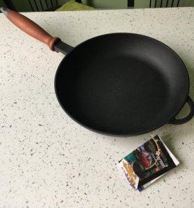 Сковорода чугунная (новая) СИТОН