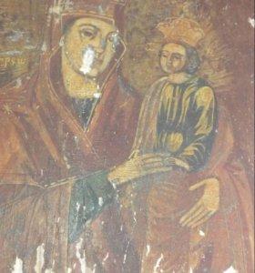 Икона Споручница Грешных Божией Матери