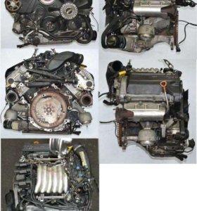 Продам Двигатель и мкпп от Ауди А6 APS 2,4 литра