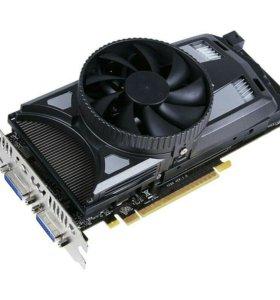 GeForce GTX 650 на гарантии