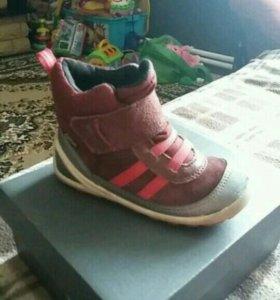 Ботинки ЭККО для девочки
