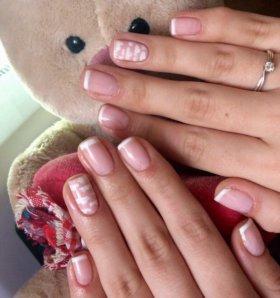 Шеллак, покрытие ногтей гель-лаком