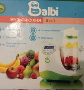 Мультикухня 5 в 1 BALBI новый в упаковке