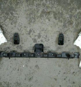 Крепления заднего бампера фокус 3