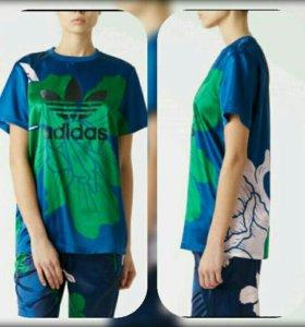 Новая Adidas