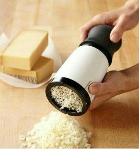 Новая!Мельница тёрка для сыра.
