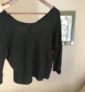 Укорочённый свитерок