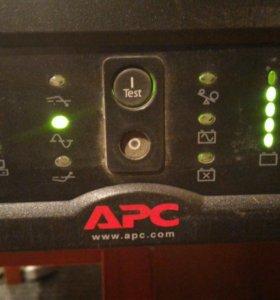 ИБП APC Smart-Ups SUA750RMI2U
