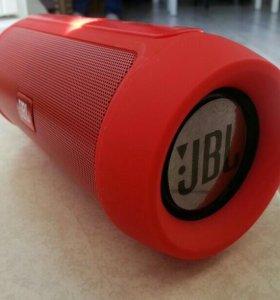 Колонка ОГОНЬ charge 2 JBL