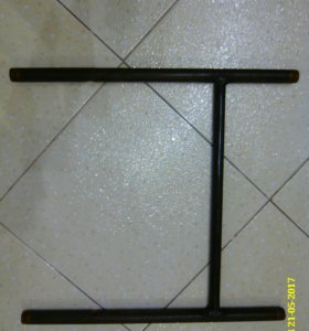 Перемычка сварная (байпас) для радиатор. отопления