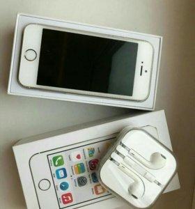 Айфон5s на 34гб