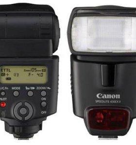 Фотовспышка canon speedlight 430ex II