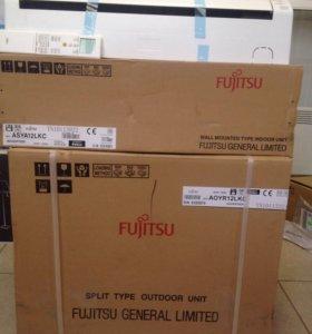 Кондиционер Fujitsu (инверторный)