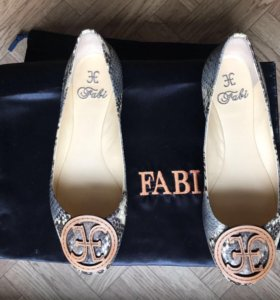 Балетки женские Fabi