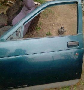 Водительская дверь на ВАЗ 2110-2112