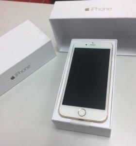 iPhone 6 16 gb золотой
