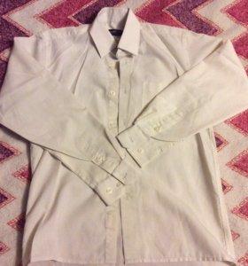 Школьная рубашка на рост 134-140