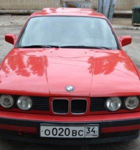 BMW 5 e34 m50b25 мех. Отл сост. 1 Хоз.