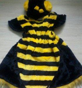 Новогодний костюм Пчёлки