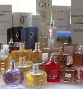 Тестеры оригинальной парфюмерии