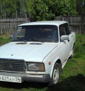 Ваз2107 2002г