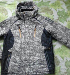 Куртка горнолыжная р.54