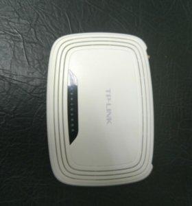 Wi-fi роутер Tp-Link TL-WR741ND
