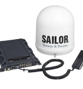 Морская спутниковая станция Sailor FBB 250