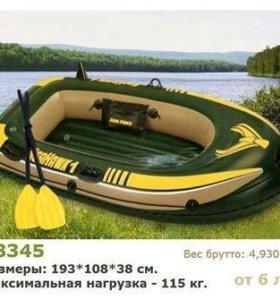 Лодка 1- местная (новая)