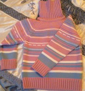 Новый тёплый свитер