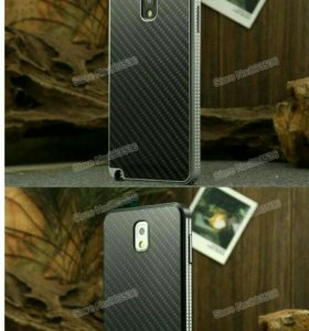 Чехол дюралевый для смартфона Samsung Note 3