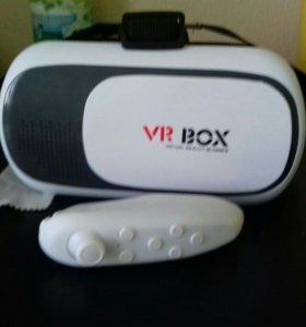 """Очки виртуальноой реальнности""""VR box"""""""