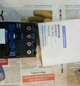 Контактор PMU2510F 110В 25А