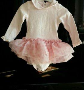 Очаровательное платье, новое
